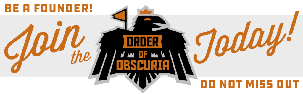 Join the Order of Obscuria