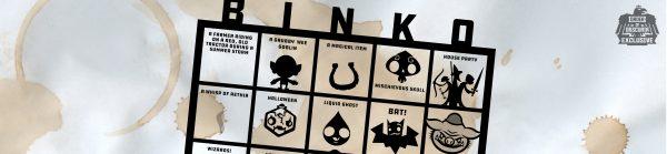 BINKO Card Header