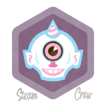 Cyclops Spirit Badge