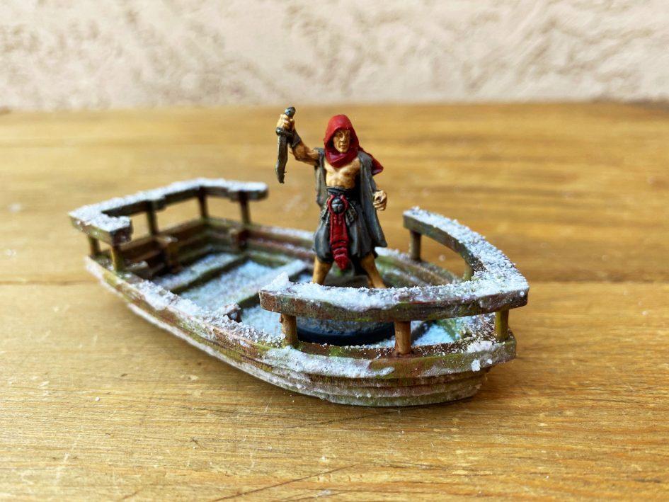 Frostbrine Boat