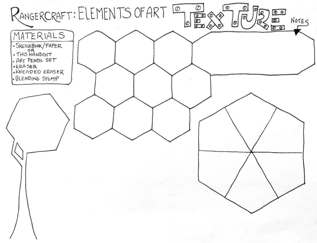 Lesson 3: Texture worksheet
