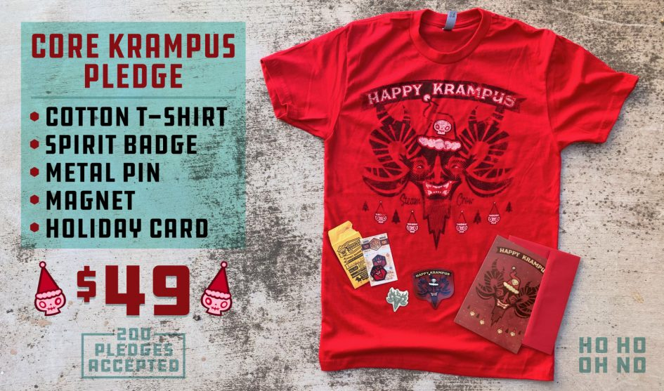 Krampus Collection Graphic