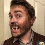 """Profile picture of Chris """"DrunknRaccoon"""" Barthule"""